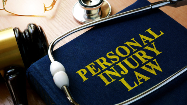 Grand Rapids Personal Injury Law